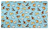Shibas Card Playmat Inked Gaming - Inked Playmats / Perfect for MtG Pokemon & YuGiOh Magic the Gathering TCG Game Mat