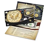 #5: 2016 S Sacagawea Coin And Currency Set Enhanced Dollar US Mint Proof
