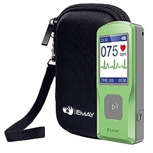 EMAY Funda rígida para EMAY Portable EKG (solo estuche) 16