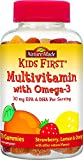 Nature Made Kids First Multivitamin with Omega-3 Gummies, 70 Count Review
