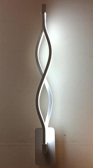 LED Wandlampe Innen 10W Wandlampen Design Flamme Wandleuchte für Schlafzimmer