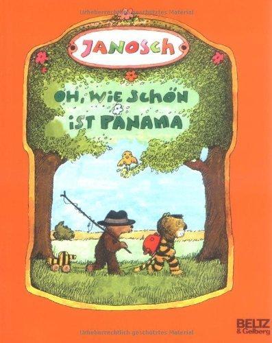 Oh, Wie Schon Ist Panama by Janosch - Panama City Panama Shopping