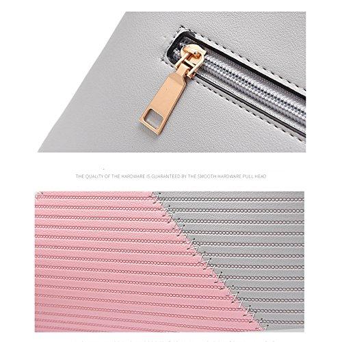 Kyokim Mobile Colorato Per Winered Del Sacchetto Spalla Estero Nuovo Multistrato Mosaico Di Commercio Messaggero Sacchetti 6I5YqY