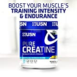 USN Pure Creatine Monohydrate Powder, 500 Grams For Sale