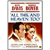 All This, and Heaven Too [1940] by Bette Davis