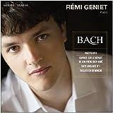 BACH. Partita No.4, Caprice, English Suite No.1. Geniet