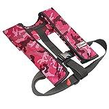 Eyson Inflatable Life Jacket Life Vest Basic Manual (639 Pink Camouflage)