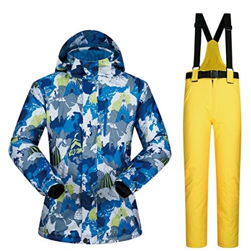 Snowboard Size 03 Uomo Antivento Giacca Antipioggia Sci Jiuyizhe 05 color Da Impermeabile Montagna Tuta M W6HYpnqf
