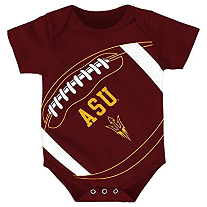 Amazon.com  NCAA Newborn Fanatic Football Creeper  Sports   Outdoors ed30e0847