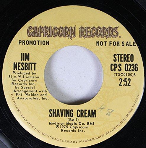 Price comparison product image JIM NESBITT 45 RPM SHAVING CREAM / SHAVING CREAM