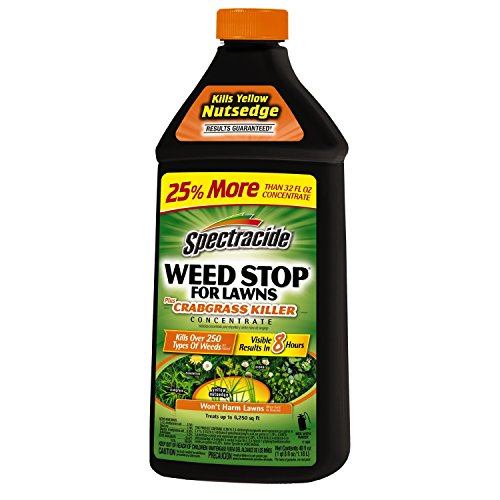 Spectracide Weed Stop For Lawns Plus Crabgrass Killer Concentrate