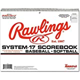 Rawlings System-17 Baseball Scorebook