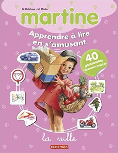 Lire en ligne Martine : La ville pdf, epub ebook