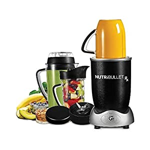 NutriBullet Rx Blender/Mixer : Really impressed with this machine