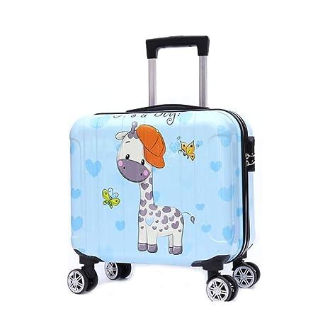 Amazon.com: Maletín de viaje para niños, con contraseña de ...