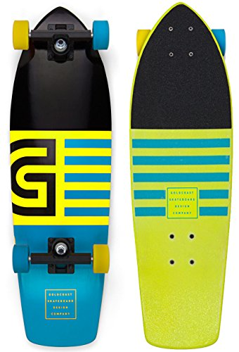 GOLDCOAST Cruiser Complete Skateboard from Gold Coast