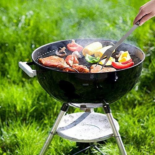 HDDD 26pcs BBQ Tool Set-Robuste Barbecue en Acier Inoxydable Accessoires Outils, Camping Voyage avec Barbecue Activités de Plein air boîte de Rangement