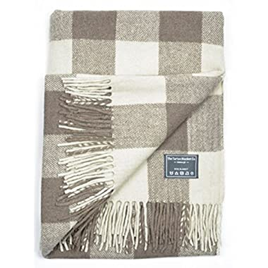 Classic Wool Blanket Rug Throw in Jacob Tartan