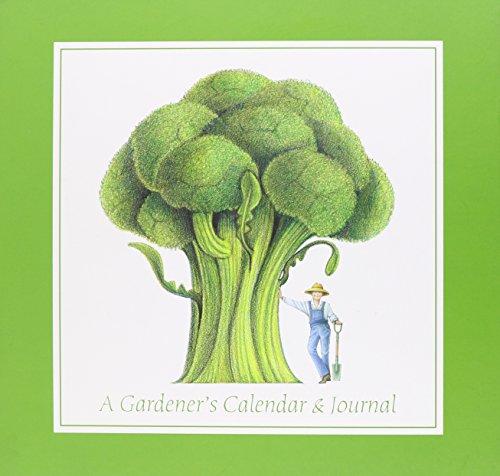 Linnea Gardener's Calendar & Journal (Un-dated)