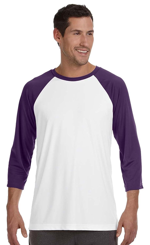 All Sport SHIRT メンズ B01GGCPIBGWhite/Sp Purple S