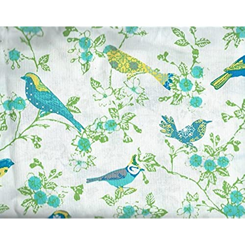 Aqua Kitchen Curtains Amazon