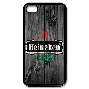 Heineken for iPhone 4,4S Cases Phone Case & Custom Phone Case Cover R63A650522