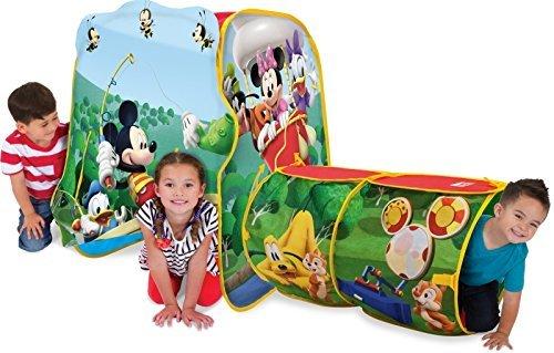 Playhut Mickey Discovery Hut by Playhut B01LW9I2XR