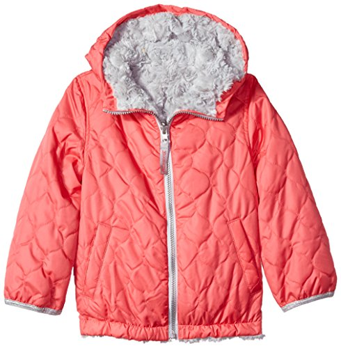 Quilted Reversible Coat - 8