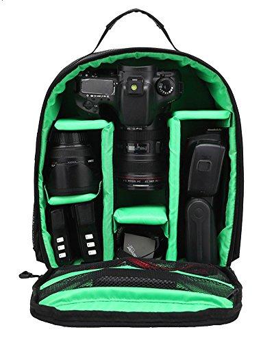 Mochila Militar Táctica Molle para Acampada Camping Senderismo Deporte Backpack de Asalto Patrulla para Hombre Mujer Rojo Verde