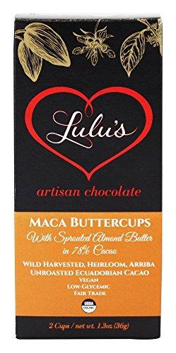 Lulu's Maca Buttercups (2 Cups)