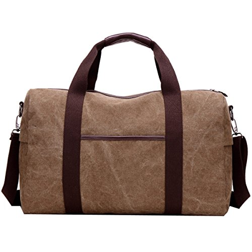 purpose Men's Backpack Business Messenger Brown Travel Portable Bag Laidaye Multi Leisure z8Zqdz