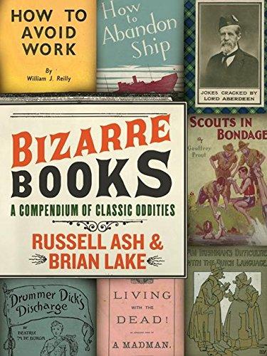 Bizarre Books Compendium Classic Oddities product image