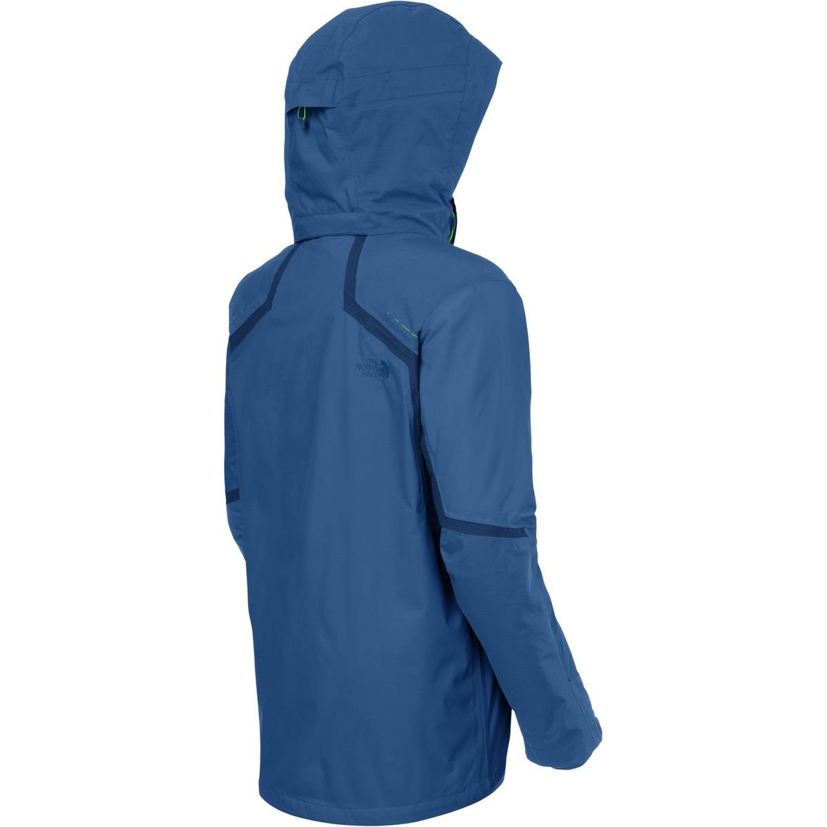 Men's vortex triclimate jacket monument grey