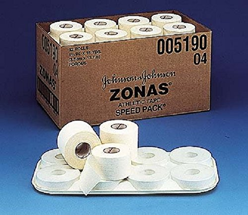 Johnson & Johnson Zonas Porous Tape 1 1/2'' 32 Pack