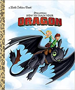 DreamWorks How to Train Your Dragon (Little Golden Book): Devra
