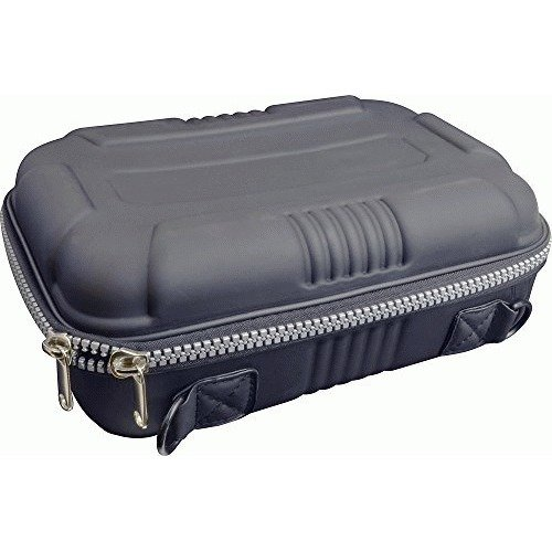 DigiPower Re-Fuel Carrying Case for most RC Controllers Black DA-URMTCS