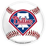 MLB Philadelphia Phillies 3D Baseball Magnets (Set of 2)