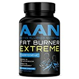 New !! AAN Fat Burner Extreme - Weight Loss/Stubborn Belly Fat, Energy, Vegan Friendly Thermogenic Caps - Green Coffee Bean, Yohimbe, Caffeine, B Vitamins
