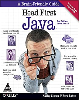 Head First Book For Java