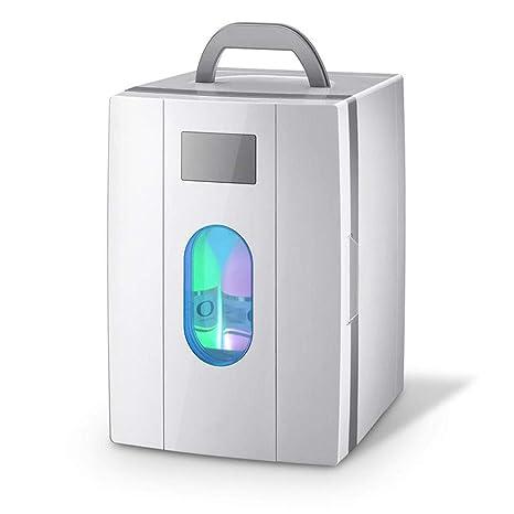 ADEMI Enfriamiento Nevera Coche, Portátil Mini 10L Capacidad del ...