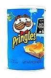 Product Of Pringles, Grab & Go - Salt & Vinegar Medium, Count 1 - Chips / Grab Varieties & Flavors