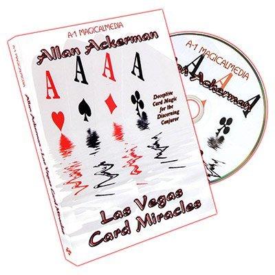 Las Vegas Card Miracles by Allan - Vegas Miracle Las