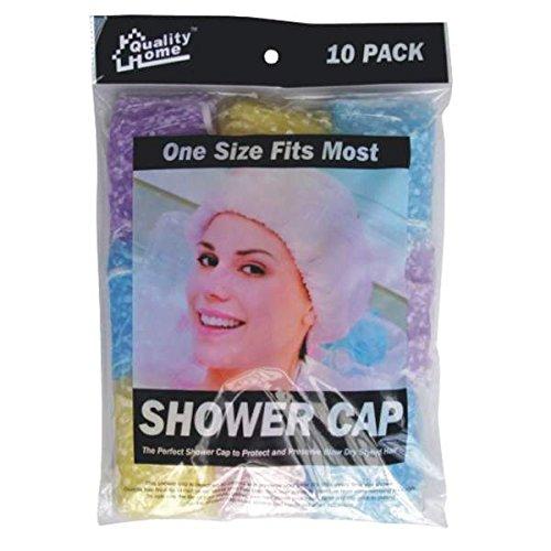 Shower Cap 10PK , Case of 72