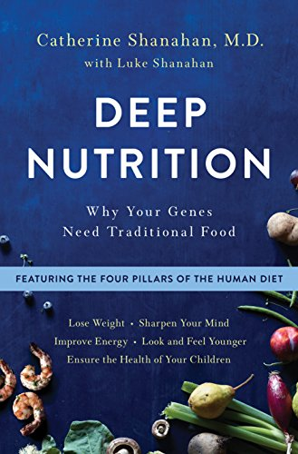 Deep Nutrition Your Genes Traditional ebook product image