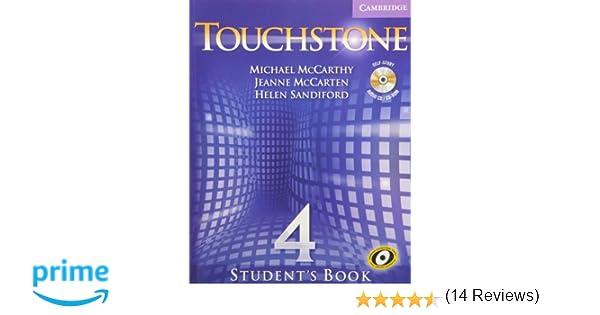 Amazon touchstone level 4 students book b book cd rom amazon touchstone level 4 students book b book cd rom 9780521720762 michael mccarthy jeanne mccarten helen sandiford books fandeluxe Gallery