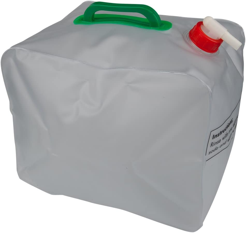 Foldaway Mountain Warehouse Squash It 15L Water Carrier Lightweight for Camping /& travelling