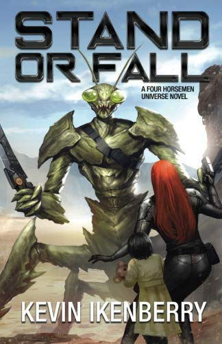 Stand or Fall (The Omega War) (Volume 4)