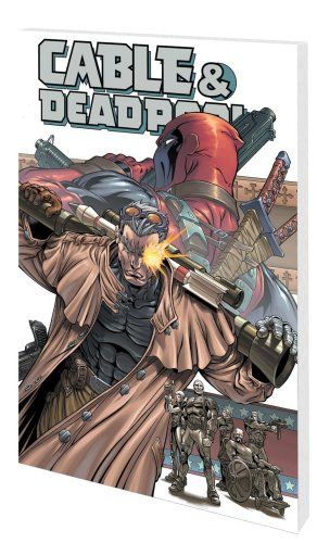 Cable/Deadpool Vol. 2: The Burnt Offering for sale  Delivered anywhere in USA
