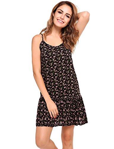 Cotton Strappy Dress - 9