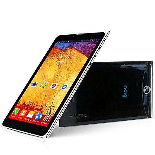 """Indigi 2-in-1 Phablet 7.0"""" Android 4.4 WiFi+3G Tablet Phone (AT&T/T-Mobile Unlocked)"""